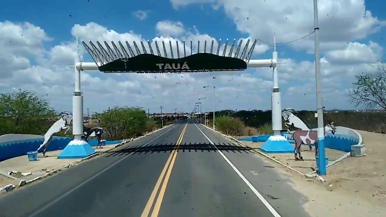 Tauá registra maior chuva do Ceará de sexta para este sábado .